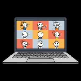 Plataforma para reuniones