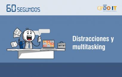 Distracciones y multitasking en las reuniones